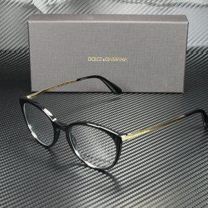 Dolce & Gabbana 50mm Women's Eyeglasses
